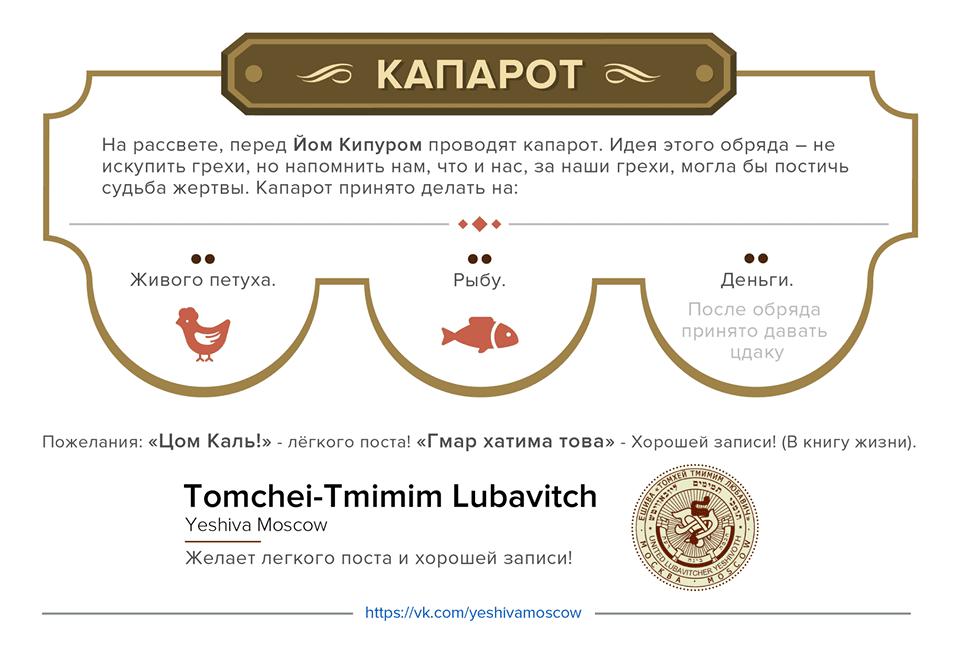 tomchei tmimim yom kipur 5