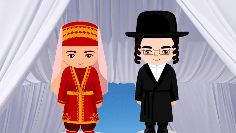 Еврейское многообразие | Что делать, если муж и жена придерживаются разных обычаев