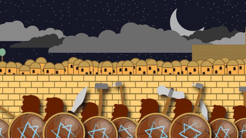 Ханука. Восстание Маккавеев   Урок 2: Первые успехи повстанцев
