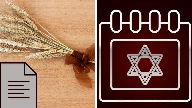Союз омера   Из книги «Тайна еврейского года»