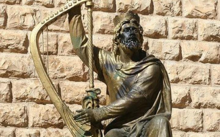 Почему царь Давид просит, чтобы добро его преследовало?