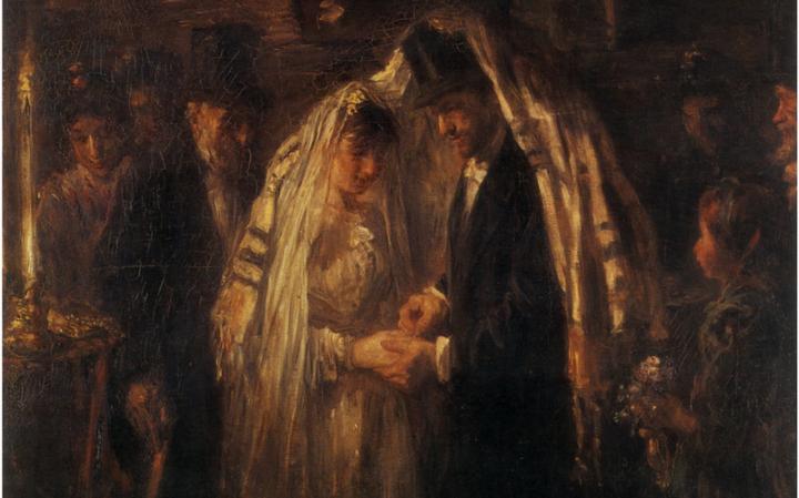 Жениться авансом