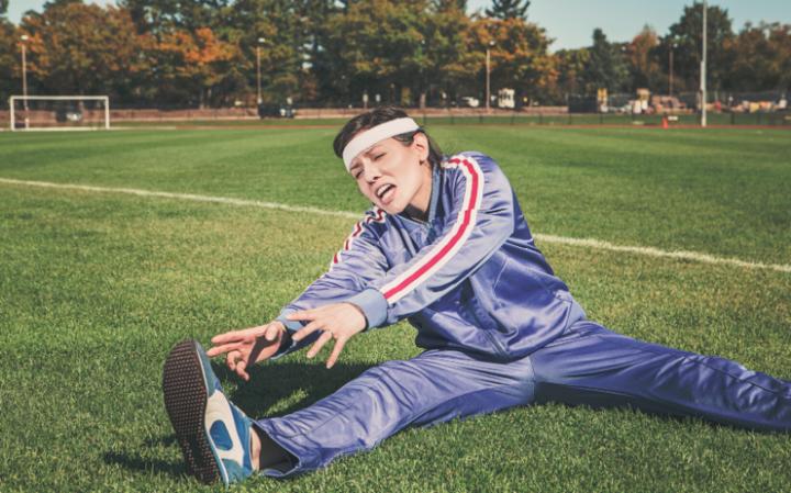 Занятия спортом для женщин