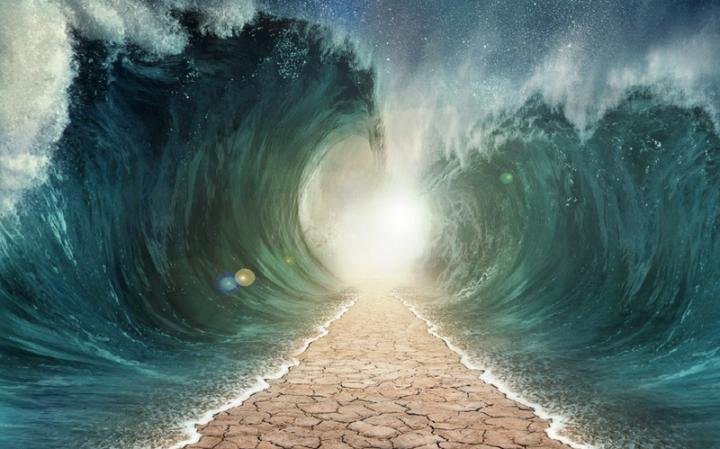 Рассечение моря, свадьба и то, что после неё