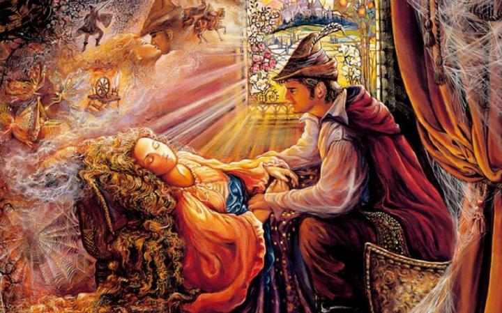 Мечты Спящей красавицы