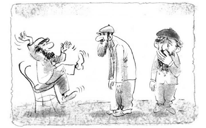 Святая хохма | Что должен уметь настоящий хасид?