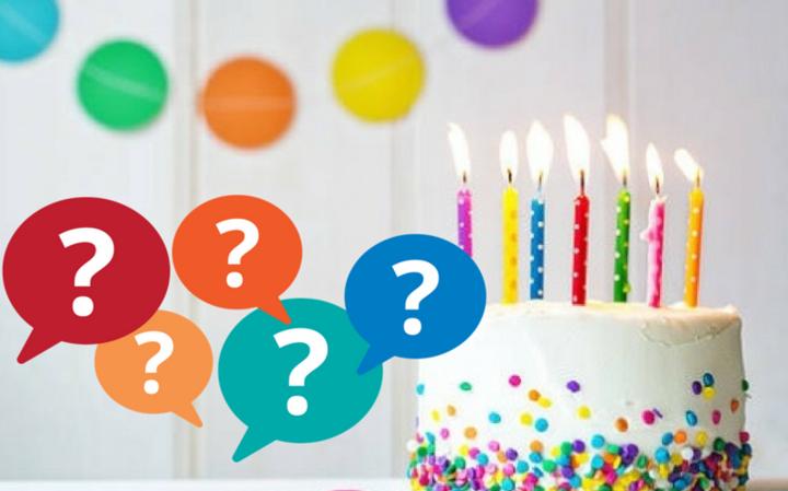 Торт со свечками – есть ли проблема?