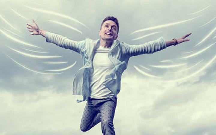 Мира – сказка о том, как больно не летать