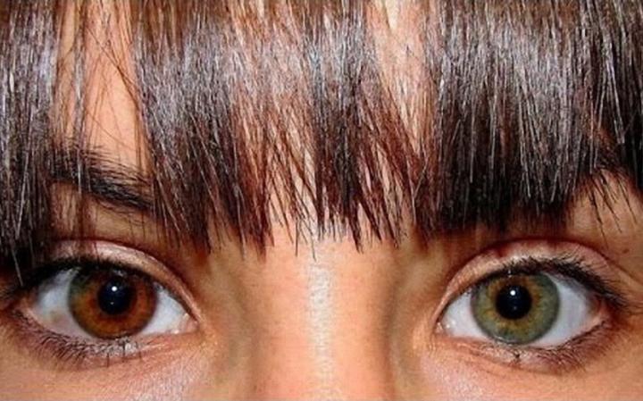 Зеленые глаза