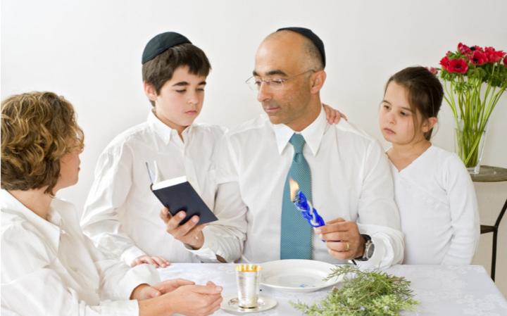 Еврейская Энциклопедия | Еврейская семья