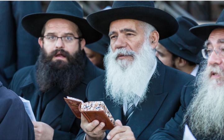 Зачем евреям борода и парик?
