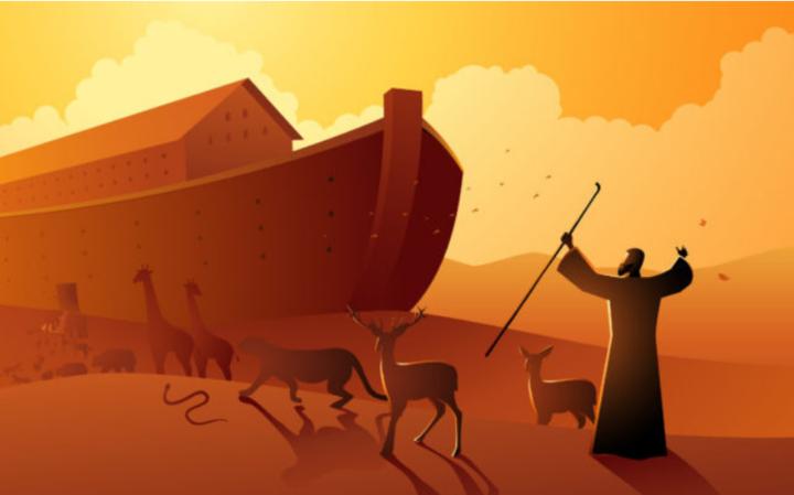 Ноах – цельный праведник