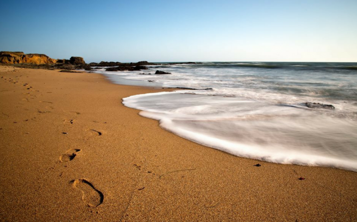 Сосчитать песок на морском берегу