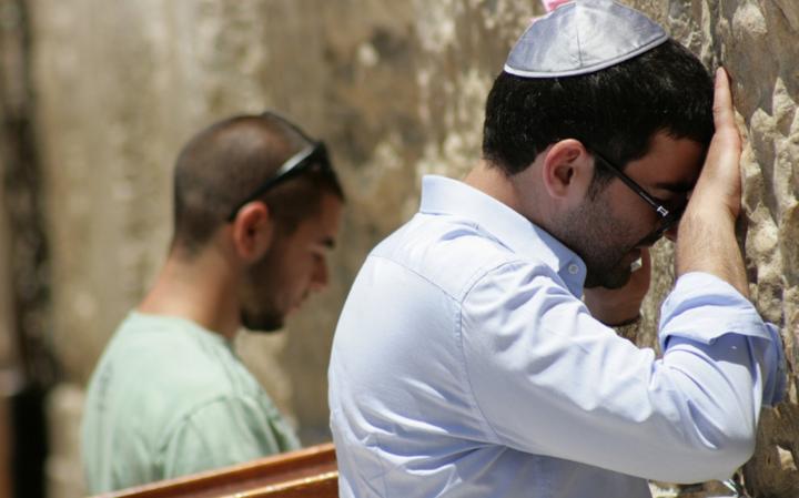Где и как евреи молились в Иерусалиме