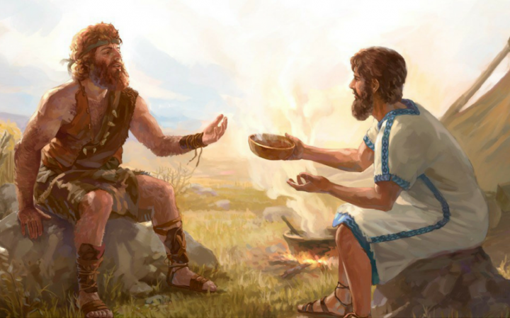Похлебка – Эсаву. Еще один ключ   Свежий взгляд на всем известную историю