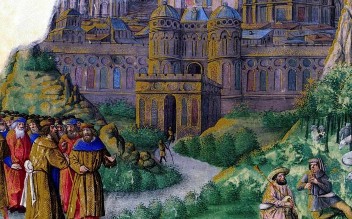 Месяц тамуз и падение Иерусалима