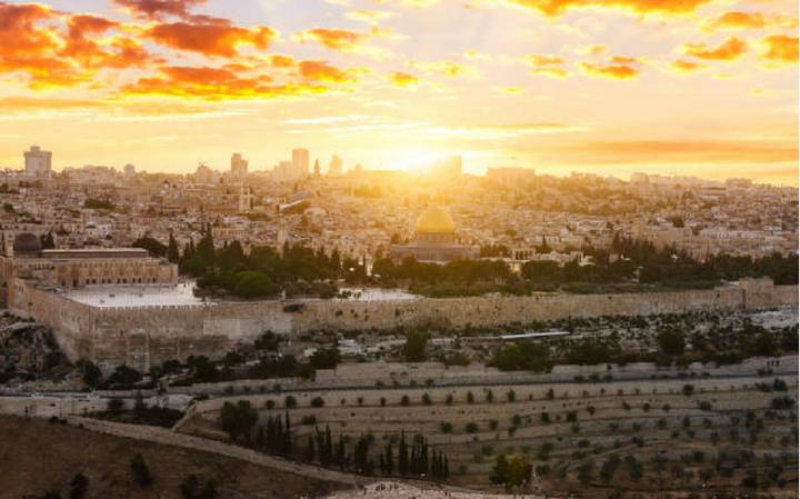 Сегодня поговорим про Иерусалим | Глава Реэ