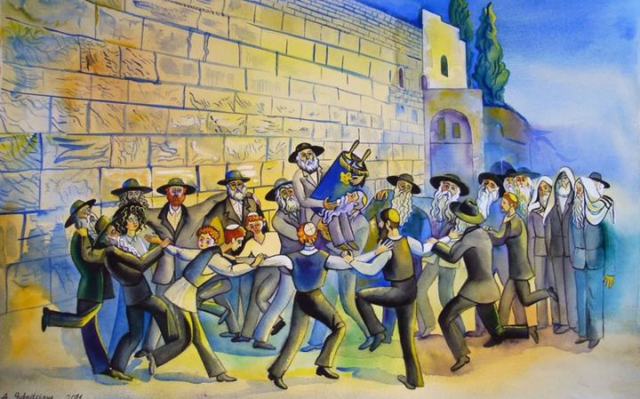 Ешива Ар Амор | Празднование Акафот Шниет