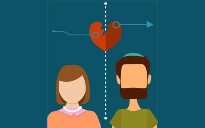 Разводка с разводом