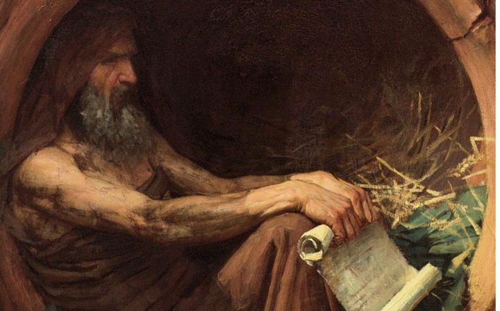 Бочка Диогена, или Место встречи изменить нельзя