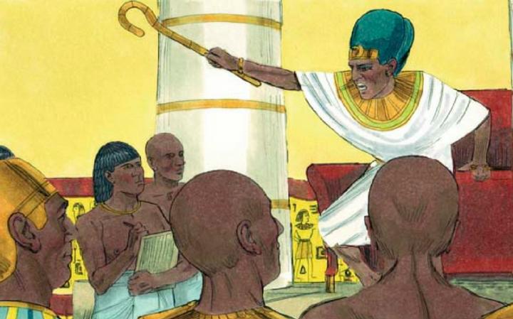 Погружение в Египет