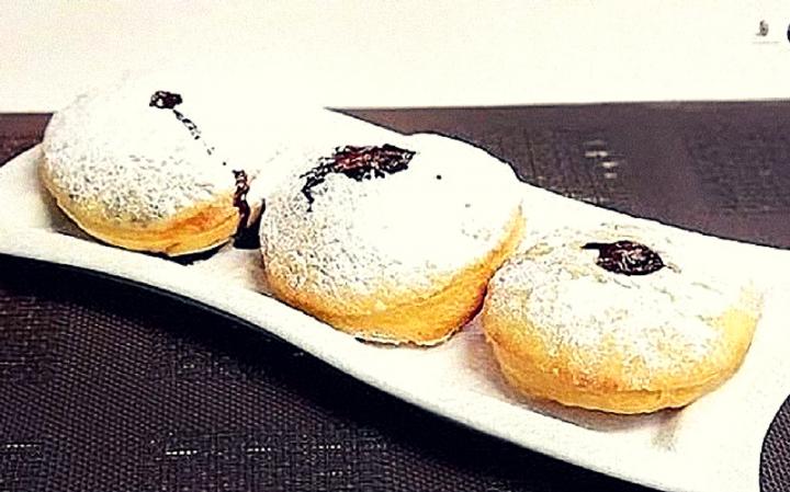 Кулинарная школа: Лучшие пончики на Хануку (суфганийот)