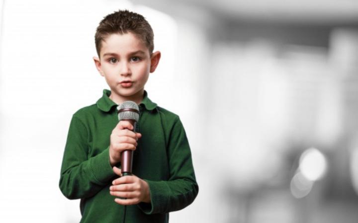 Воспитание с удовольствием | Вырасти оратора