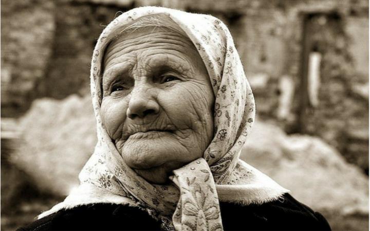 Слезы бабушки