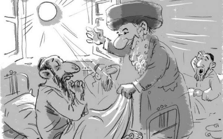Святая хохма | Важный гость, который приходит лишь однажды