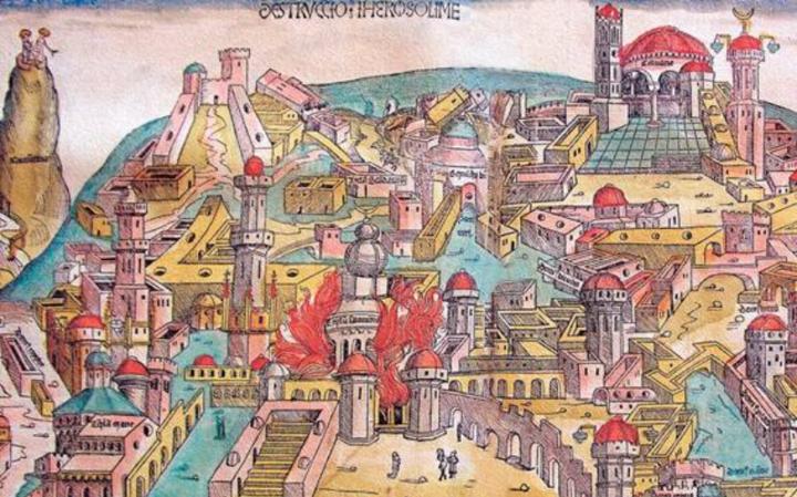 События Десятого тевета в Танахе