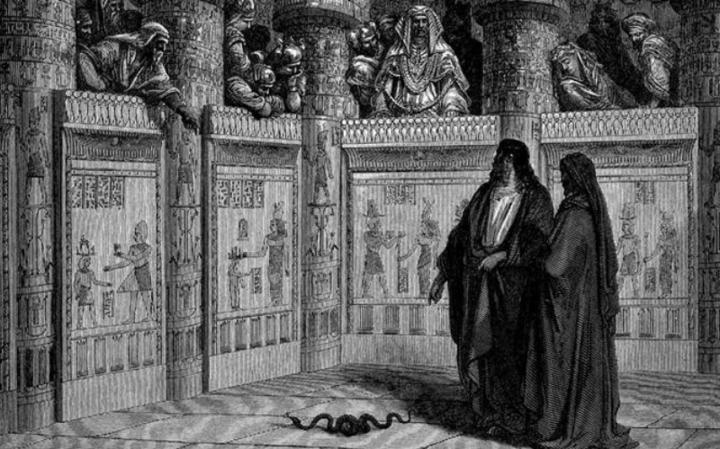 «Ожесточил Б-г сердце фараона»