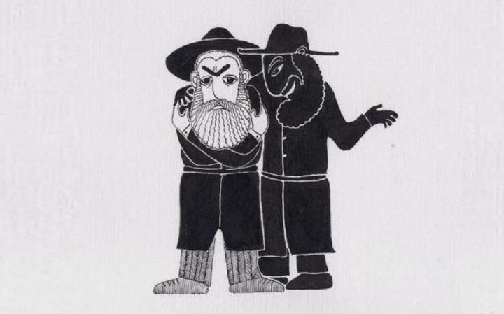 Яков и Эсав – два ецера
