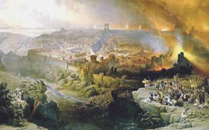 Почему быо разрушен Второй Храм?
