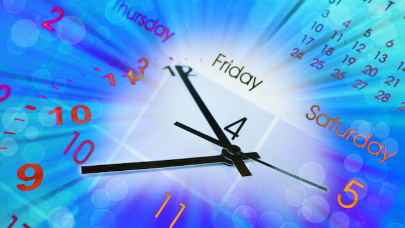 Шаббат и время наступления субботы