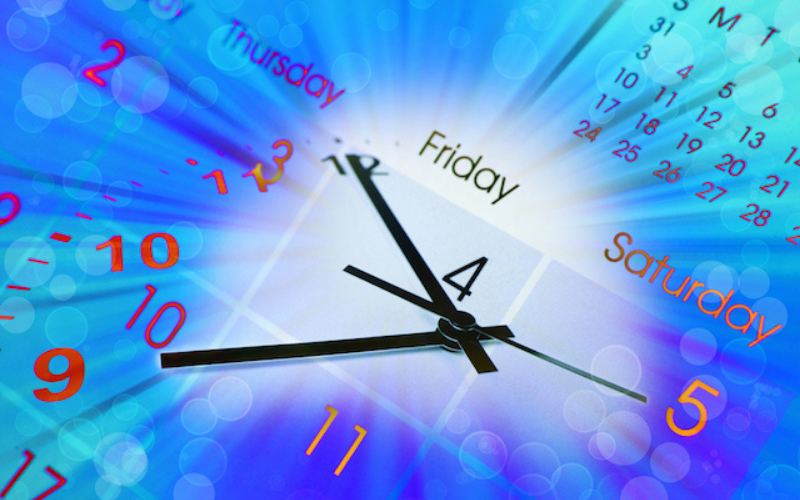Шаббат | Время наступления субботы