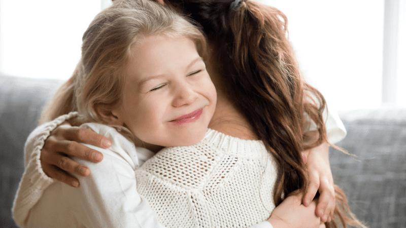 О безусловной любви | Видео-проект «Счастливые дети» с Мирьям Цимерман