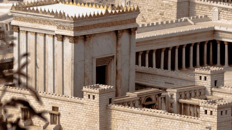 Ноахиды и Третий Храм в дни празднования Суккота