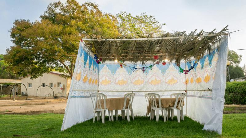 Законы праздника Суккот | Жить в сукке
