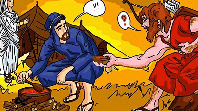 Недельная глава Толдот — Женитьба Ицхака