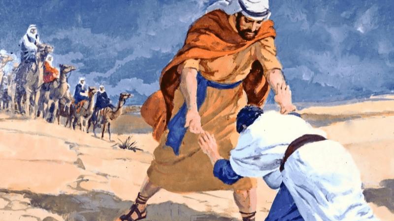 Недельная глава Ваишлах | Кто богат? Тот, кто рад своей доле