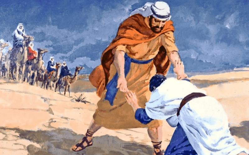 Недельная глава Ваишлах   Кто богат? Тот, кто рад своей доле