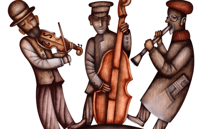 Нигун «Шамиль»   Красивая еврейская музыка