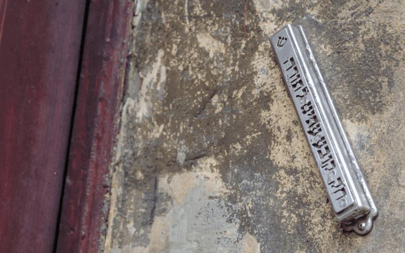 Законы мезузы | Мезуза в коммунальной квартире