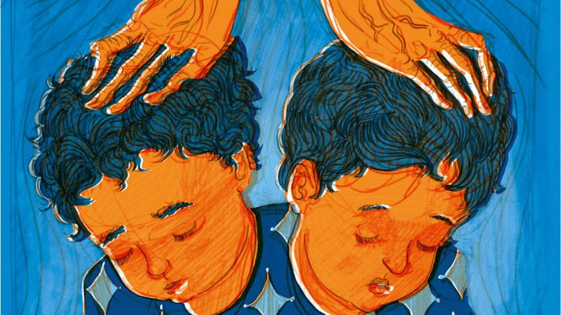 Недельная глава Ваехи | Почему Яаков скрестил руки на головах своих внуков?