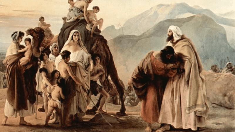 Недельная глава Ваишлах | Почему Яаков отправляет к Эсаву ангелов?