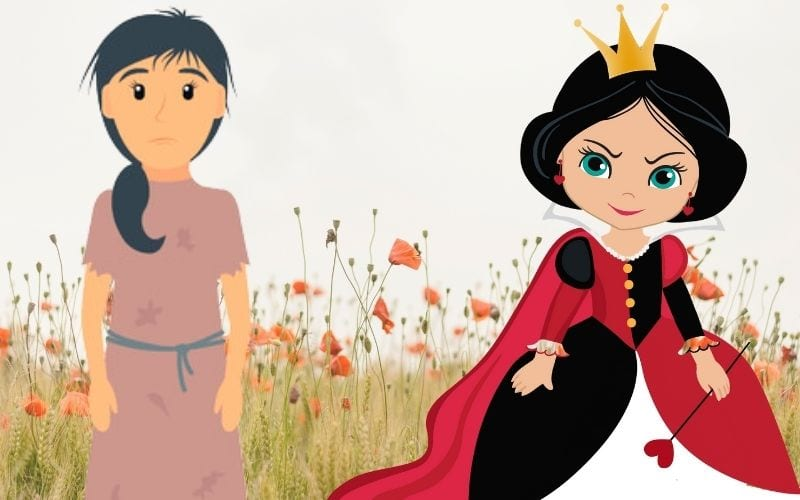 Сказка про злую королеву | Бабушка Соня рассказывает