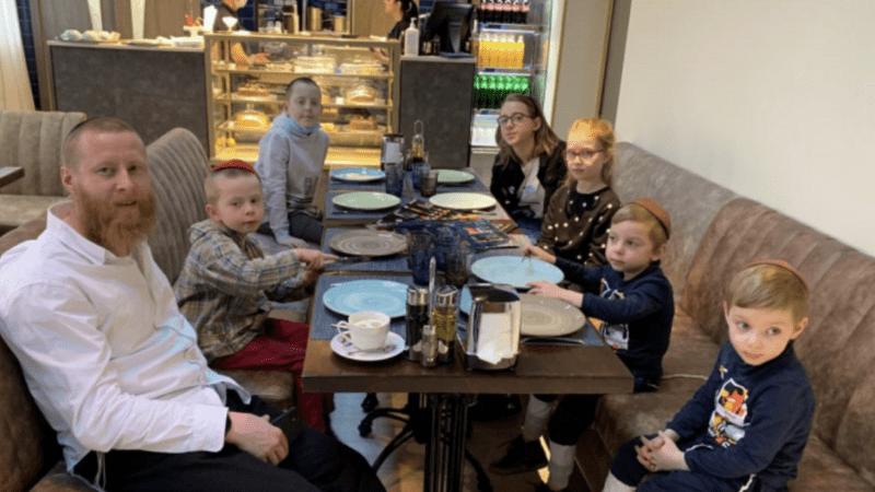 Новый молочный кошерный ресторан в Москве ждет гостей