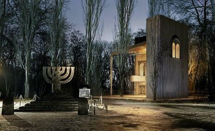 В Бабьем Яре откроют мемориальную символическую синагогу