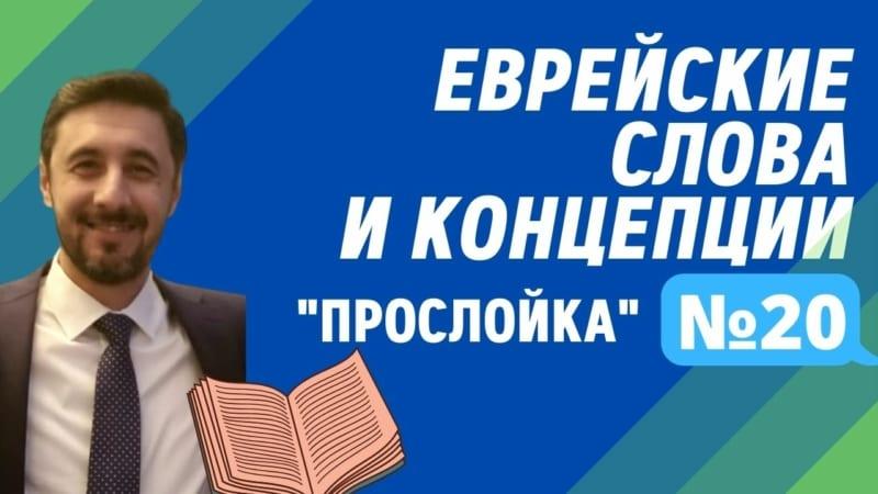 🧑🦱 Еврейские слова и концепции: «Прослойка» №20. Политически корректный Пинхас | Д-р Борух Юабов